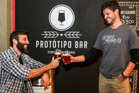 Prototipo Bar Cervejas ArtesanaisFOTO: MARIELA GUIMARAES / 22.6.2016