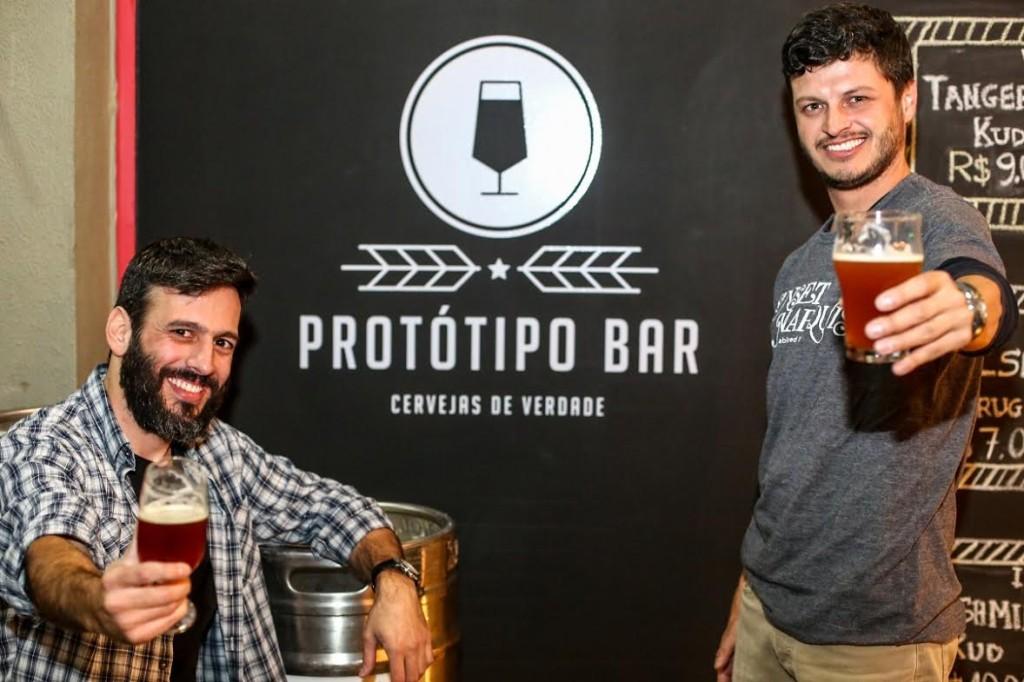 Prototipo Bar Cervejas Artesanais