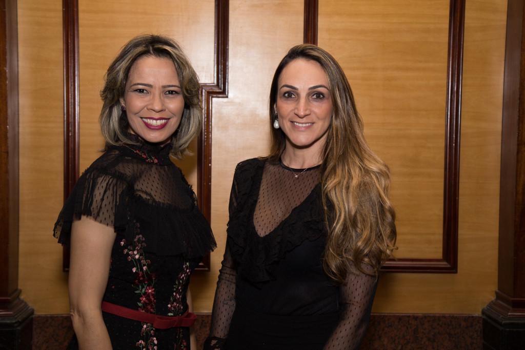 Nala Santos e Juh Amaral, diretoras da Coopermoda-BH