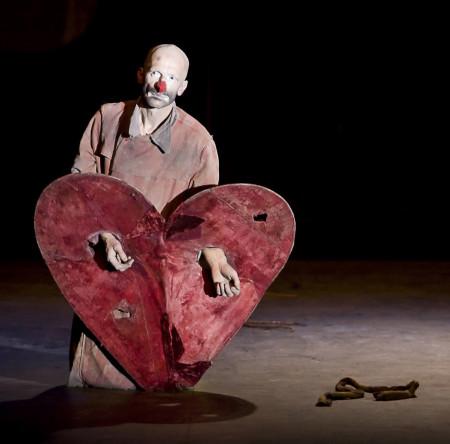 ONCE - Theatre Derevo (Rússia)