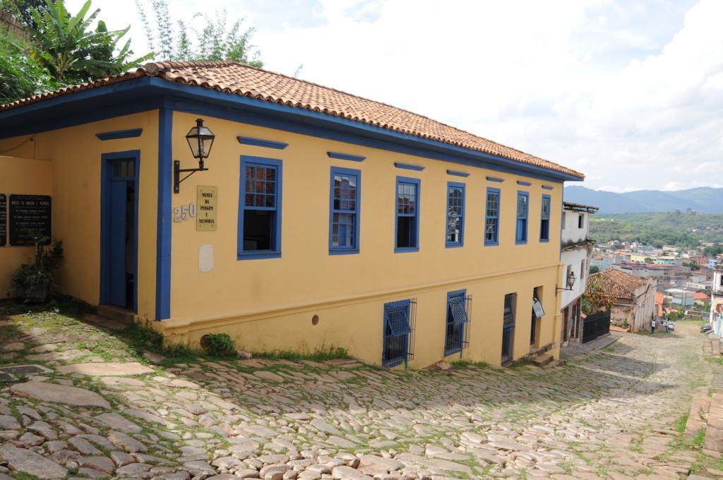 Museu da Imagem e da Memória de Congonhas - ou Museu da Ladeira -credito Eliane Gouvea (2)