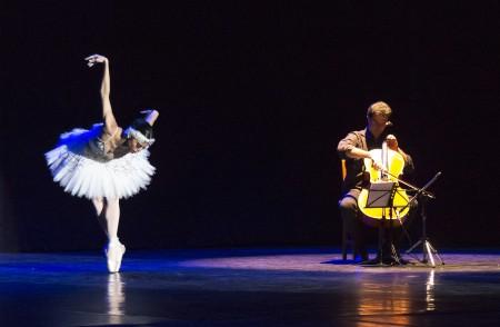 Cisne Duo Cello e Movimento- Creditos Rafael Oliveira