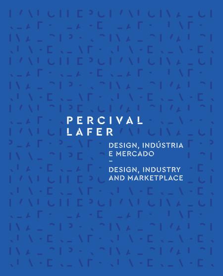 Capa livro Percival Lafer (Editora Olhares)