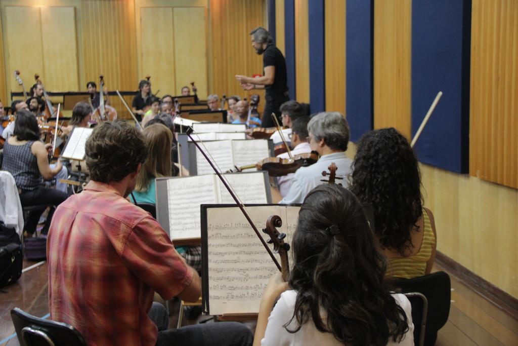 Orquestra Sinfonica de Minas Gerais © Thamris Rezende