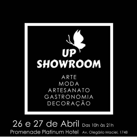 UP showroom convite abril